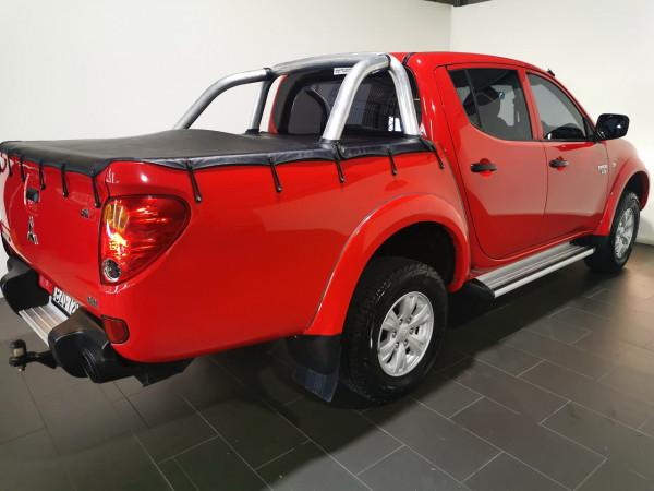 2011 Mitsubishi Triton MN Turbo GL-R Ute