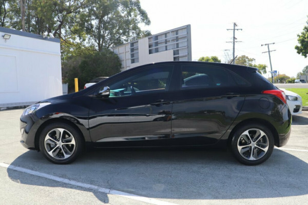 2015 MY16 Hyundai i30 GD3 Series II MY16 Active X Hatchback Image 4