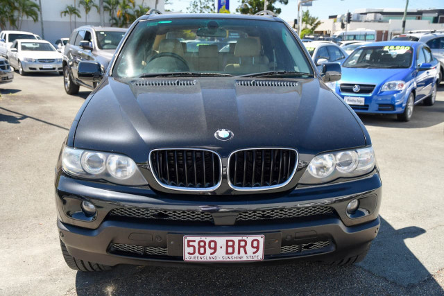2006 BMW X5 E53 MY05 d Suv Image 22