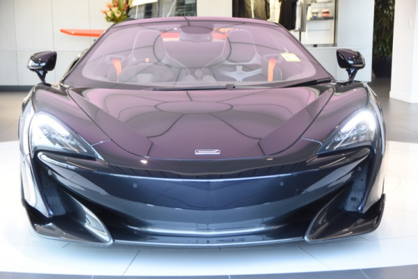 2019 Mclaren P13 Sports Series Convertible Image 2