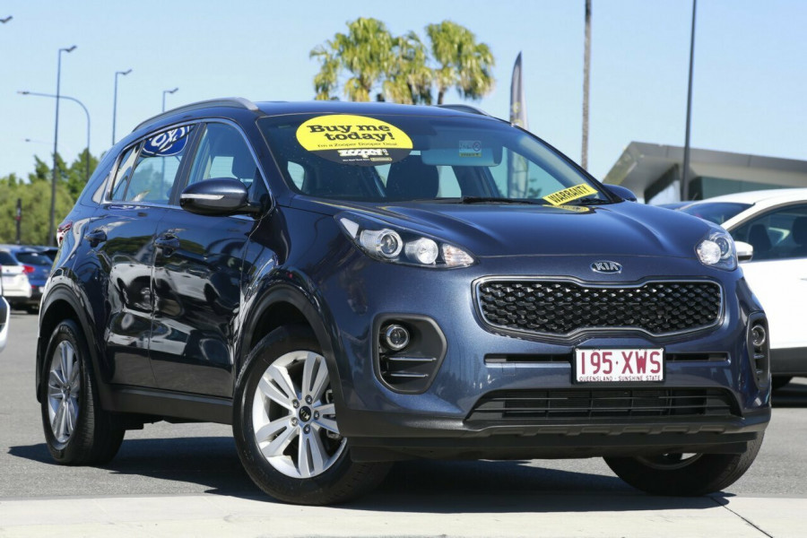 2016 MY17 Kia Sportage QL MY17 Si 2WD Wagon