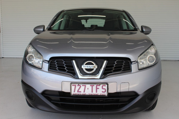 2013 Nissan DUALIS J10W SERIES 3 MY12 ST Hatch Image 3