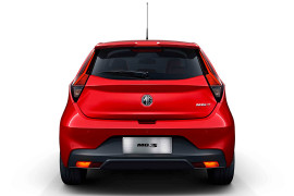 2021 MG Mg3 EXCITE 1.5P AUT Hatchback image 4