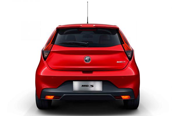 2021 MG Mg3 SZP1  Excite Hatchback Image 4