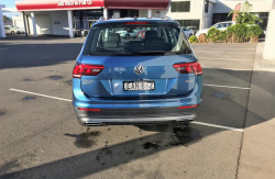 2018 Volkswagen Tiguan 5N Allspace Comfortline 4 motion wagon Image 5