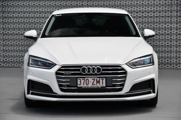 2019 Audi A5 F5 MY19 45 TFSI Hatch Image 2