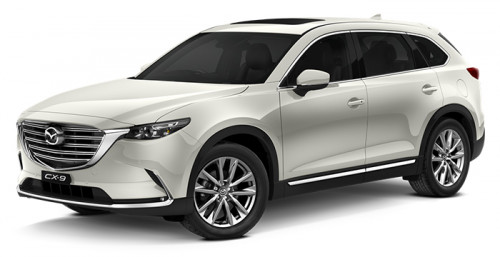 2018 Mazda CX-9 TC GT Wagon