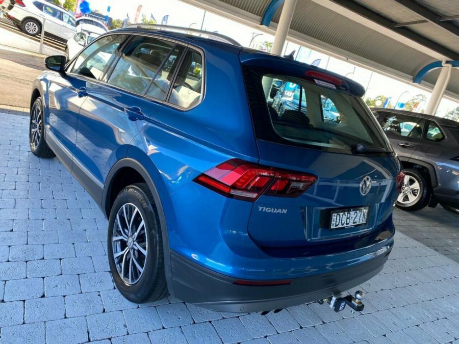 2016 Volkswagen Tiguan 5N  132TSI Suv Image 11