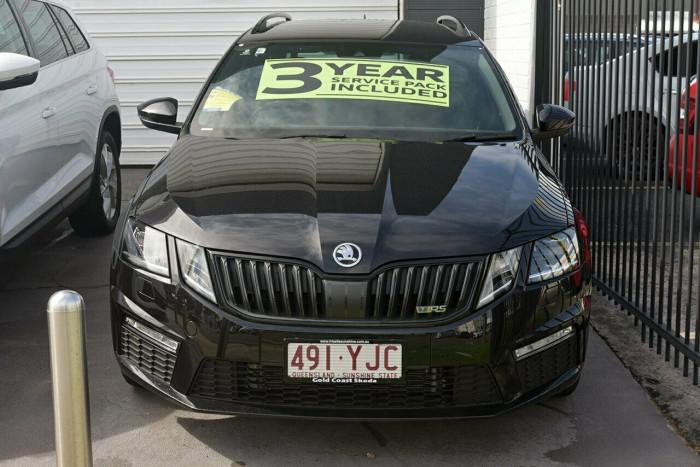 2018 Skoda Octavia NE RS Wagon Wagon