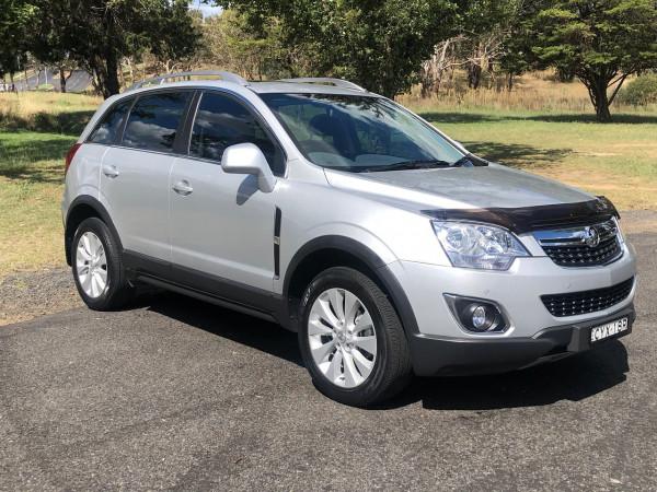 2015 Holden Captiva CG 5 LT Suv