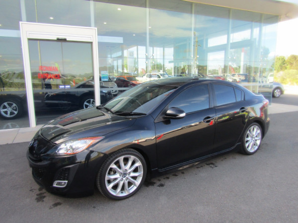 2009 Mazda 3 BL10L1 SP25 Sedan Image 4