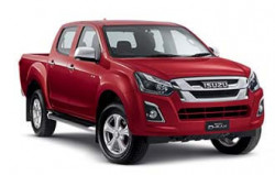 New Isuzu UTE 4x2 LS-U Crew Cab Ute High-Ride