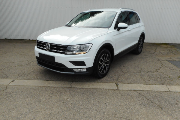 2017 Volkswagen Tiguan Suv Image 5