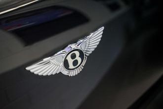 2008 Bentley Continental 3W MY08 Flying Spur Sedan