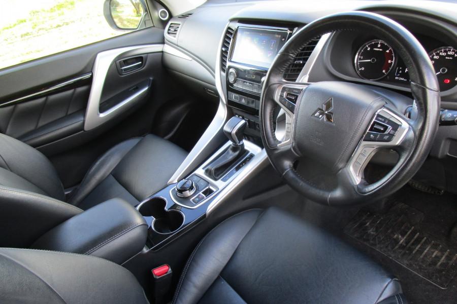 2017 Mitsubishi Pajero Sport QE MY17 EXCEED Suv