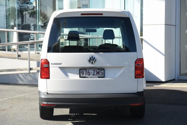 2020 Volkswagen Caddy 2K Maxi Van Van Image 4