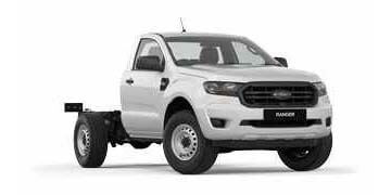 XL Single Cab Chassis