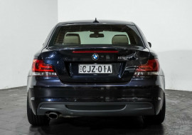 2012 MY11 BMW 120i E82 LCI MY0911 Steptronic Coupe