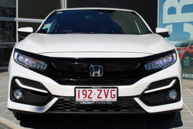 2020 Honda Civic Hatch 10th Gen VTi-LX Hatch Image 2