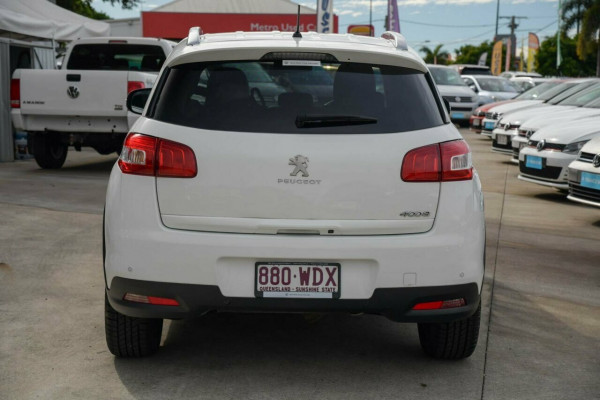 2015 Peugeot 4008 MY15 Active 2WD Wagon
