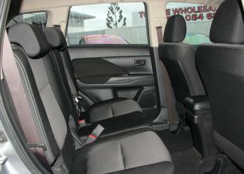 2014 MY14.5 Mitsubishi Outlander ZJ ES 4WD Wagon
