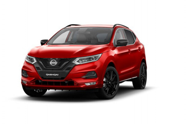 2020 MY0  Nissan QASHQAI J11 Series 3 Midnight Edition Other
