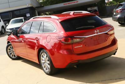 2013 Mazda 6 GJ1031 Touring SKYACTIV-Drive Wagon Image 2