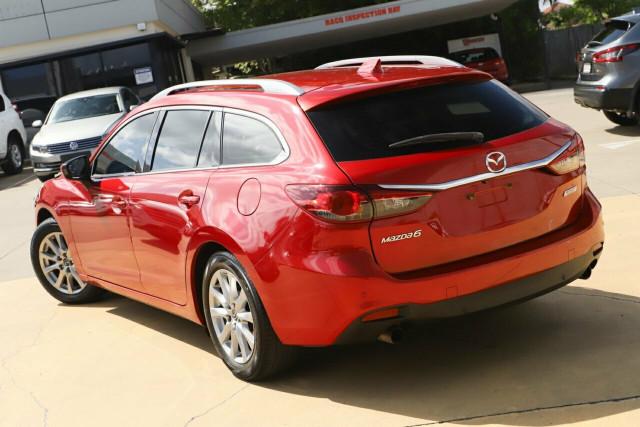 2013 Mazda 6 GJ1031 Touring SKYACTIV-Drive Wagon