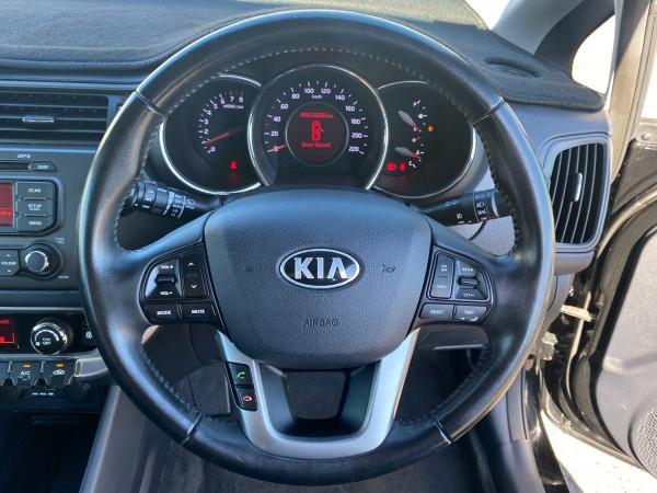 2012 Kia Rio UB  SLS Hatchback
