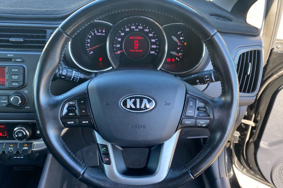 2012 Kia Rio UB  SLS Hatchback Image 15