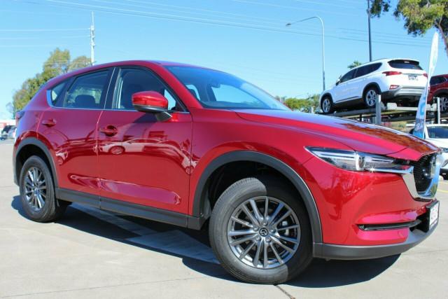 2021 Mazda CX-5 KF Series Touring Suv Mobile Image 1