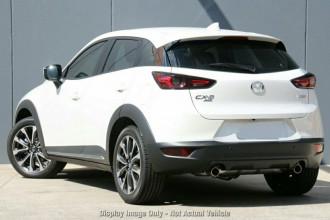 2021 Mazda CX-3 DK2W7A Akari SKYACTIV-Drive FWD Suv Image 2