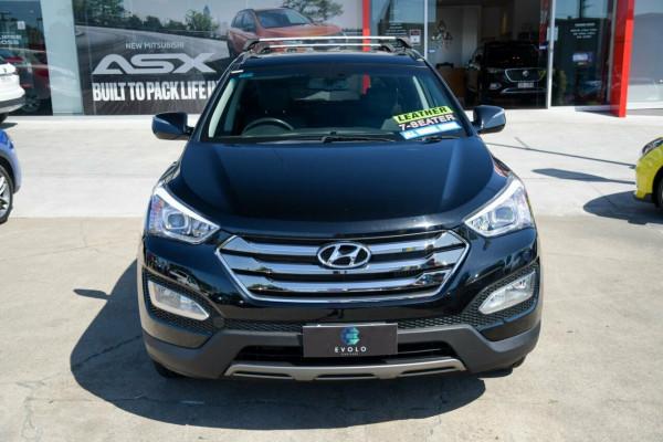 2012 MY13 Hyundai Santa Fe DM MY13 Elite Suv Image 5