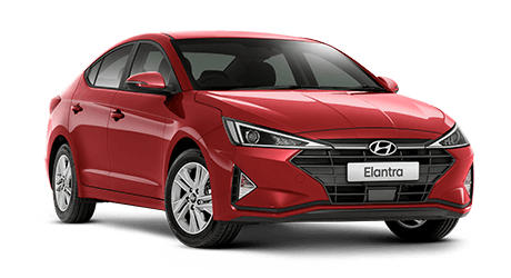Elantra The 2019 Hyundai Elantra.