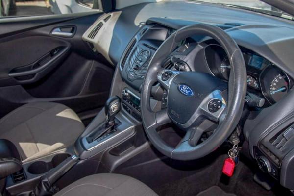 2014 Ford Focus LW MK2 MY14 Trend Hatchback