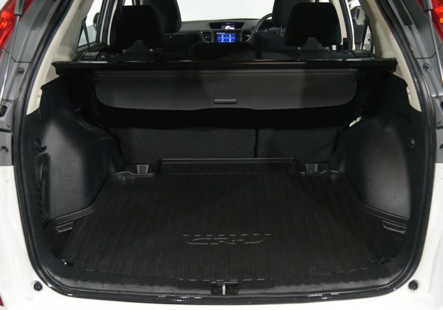 2016 Honda CR-V Honda Cr-V Vti (4x2) Man Vti (4x2) Suv