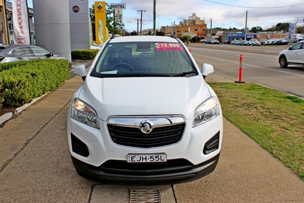 2013 MY14 Holden Trax TJ  LS Suv Image 3