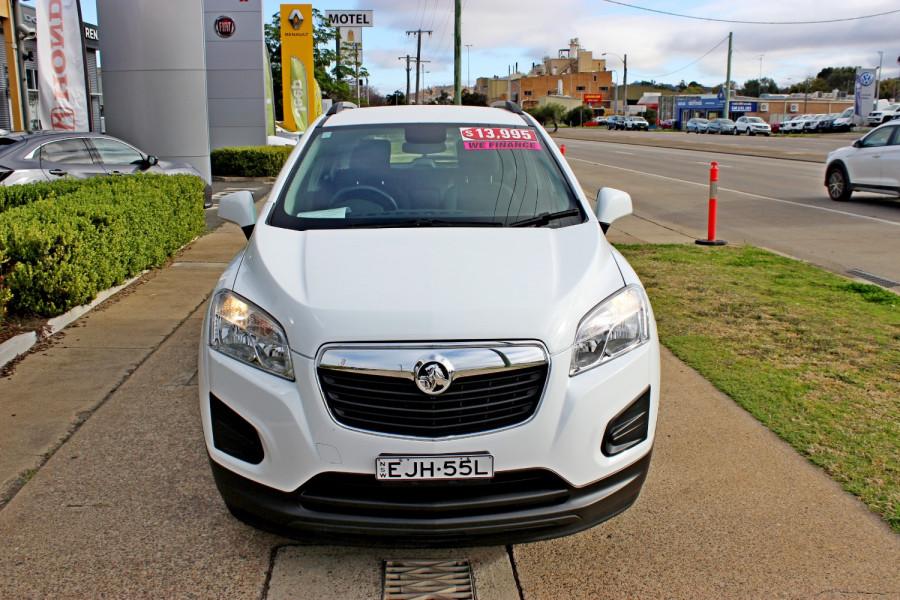 2013 MY14 Holden Trax TJ  LS Suv