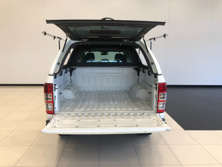 2017 Ford Ranger PX MkII Turbo XL Hi-Rider 4x2 d/c canopy Image 13