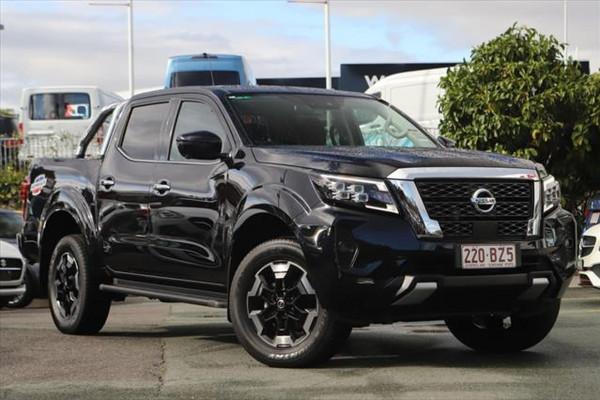 Nissan Navara Dual Cab ST-X Pick Up 4x4 D23