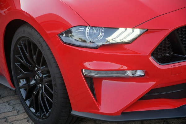 2018 MY19 Ford Mustang FN GT Fastback Coupe Image 3