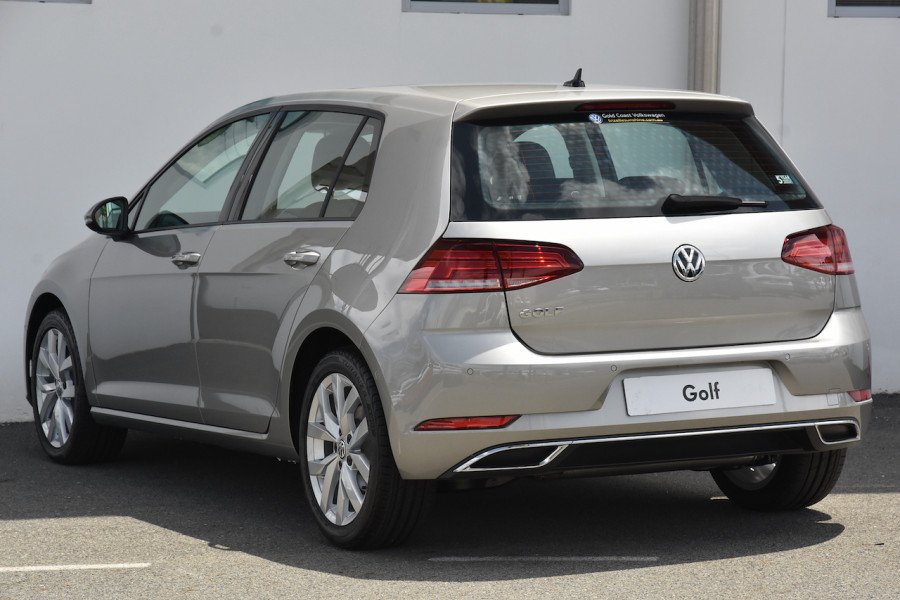 2019 MY20 Volkswagen Golf 7.5 110TSI Highline Hatchback