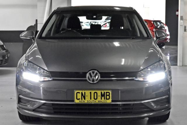 2017 Volkswagen Golf Hatchback Image 3