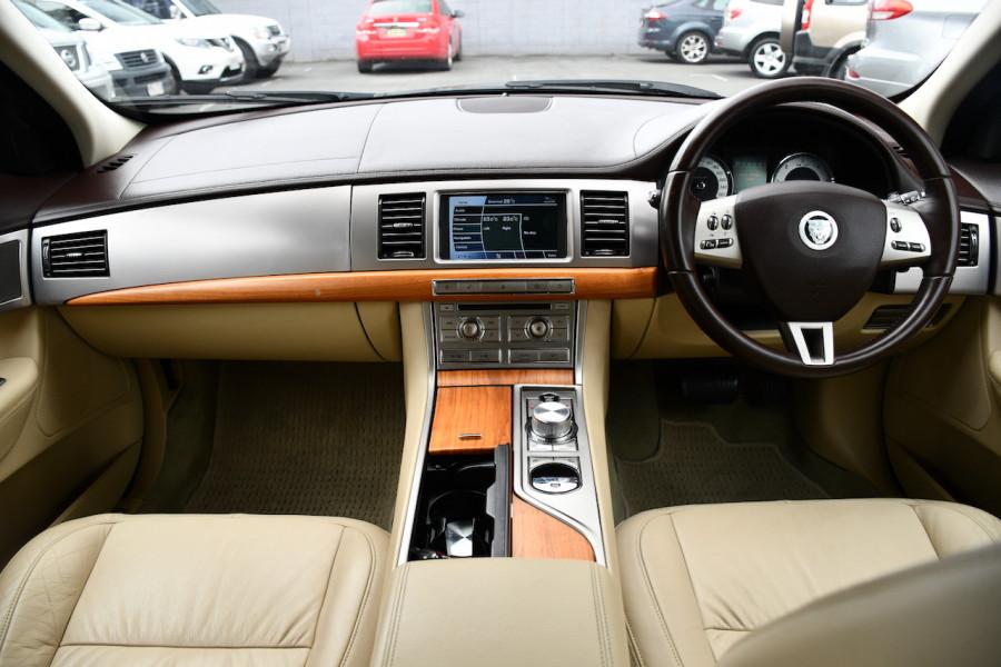 2009 MY10 Jaguar Xf X250 MY10 Luxury Sedan Image 8