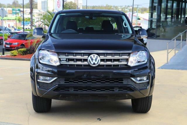 2018 Volkswagen Amarok 2H MY18 TDI550 Sportline Utility Image 1