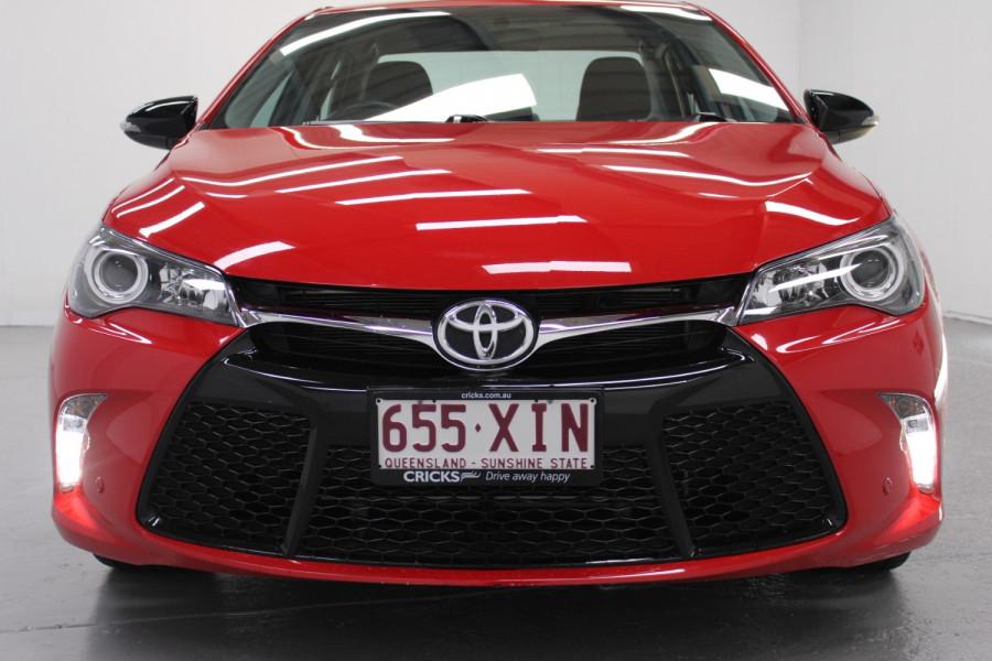 2017 Toyota Camry S Image 1