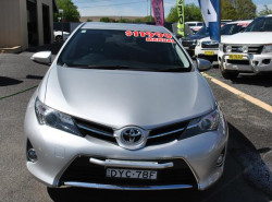 2012 Toyota Corolla ZRE182R Ascent Ascent Sport Hatchback