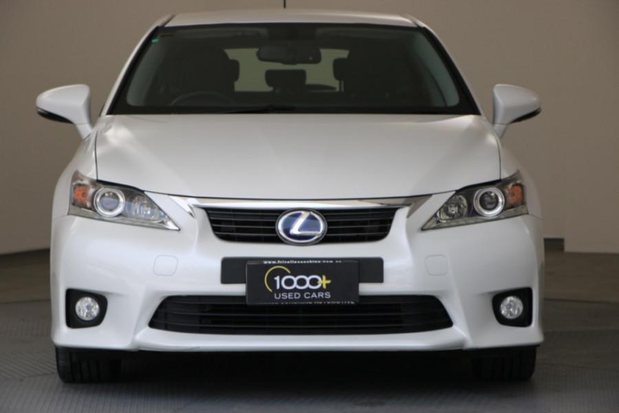 2012 Lexus Ct ZWA10R CT200h Hatch
