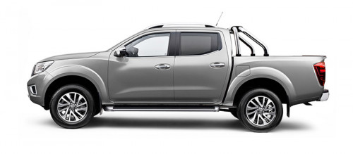 2020 Nissan Navara D23 Series 4 ST-X 4x4 Dual Cab Pickup Ute