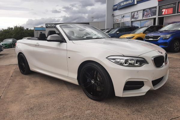 2018 BMW 2 Series F23 LCI M240i Convertible